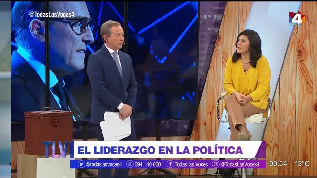 Canal 4: El liderazgo en la política – Todas las Voces