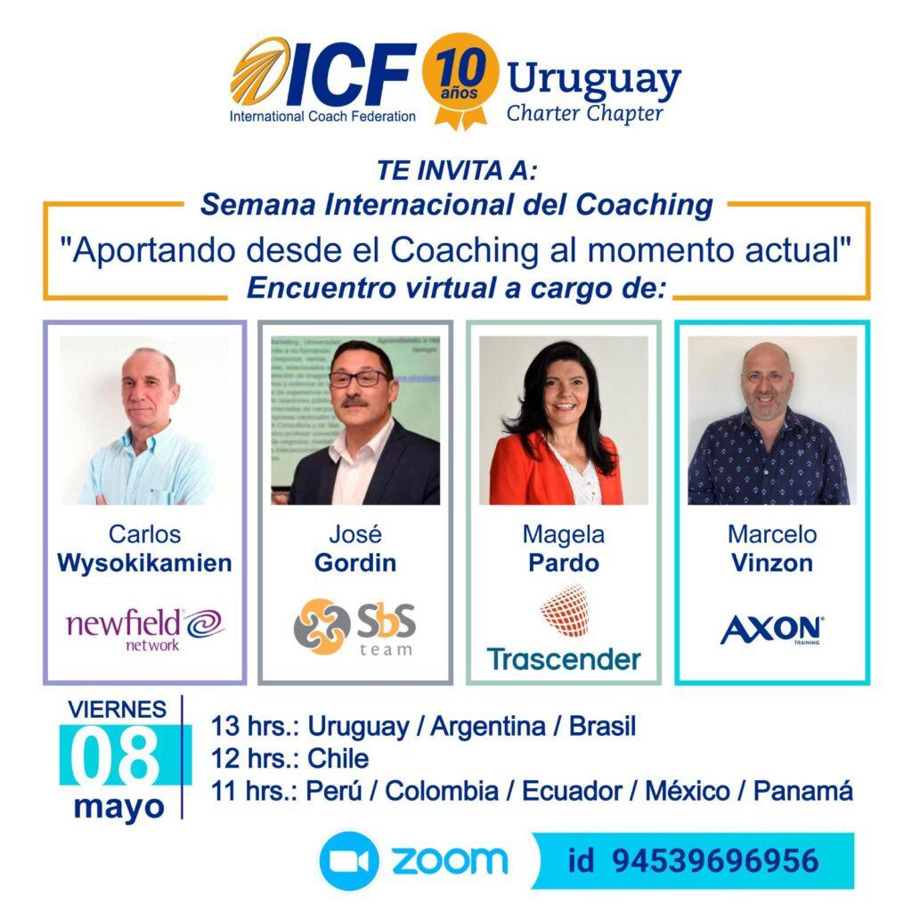 Evento Semana Internacional del Coaching 2020