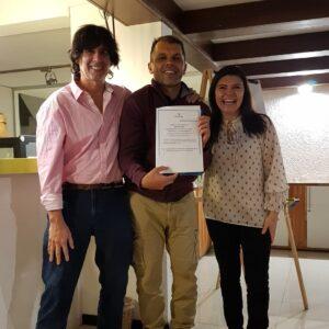 Felicidades Gustavo