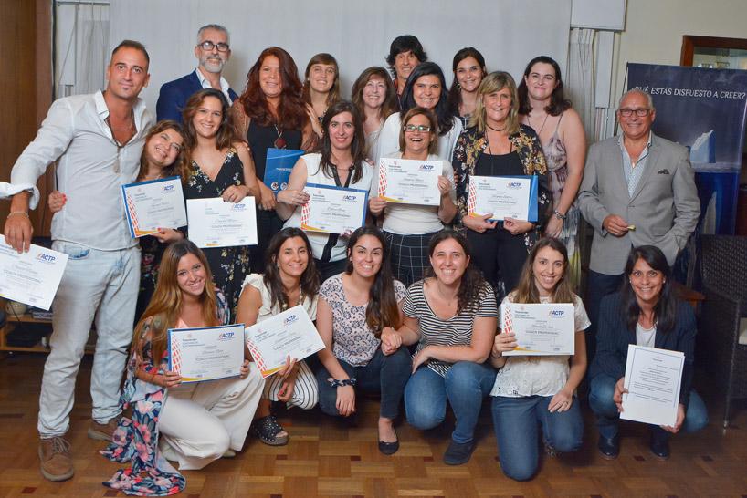 Nueva generación de Coaches Egresados de Trascender 14ª Generación
