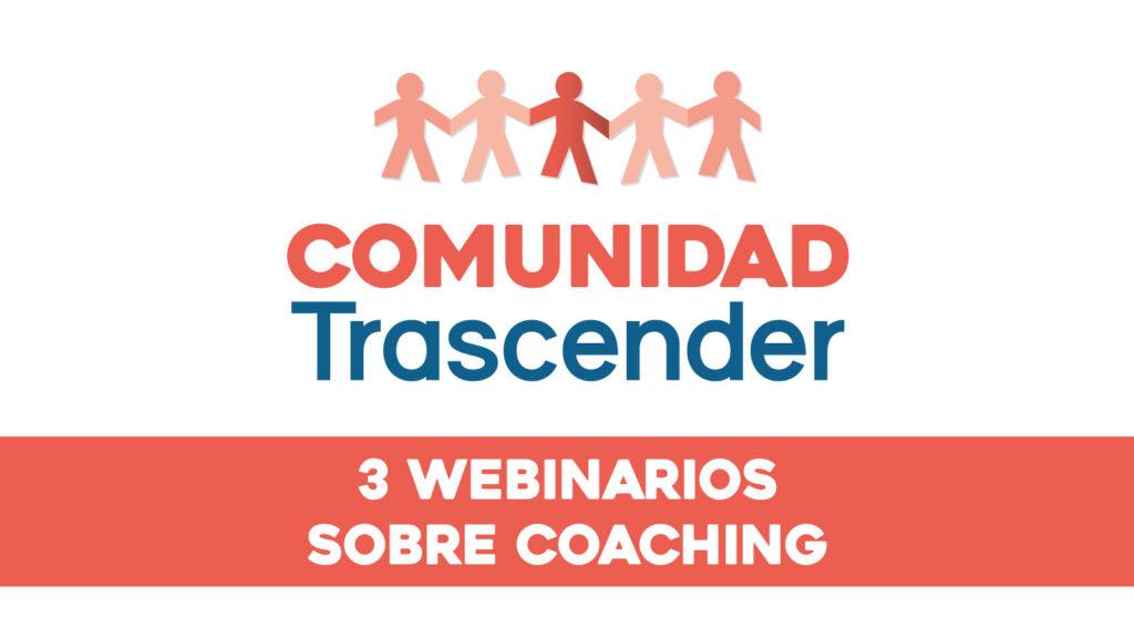 3 webinarios sobre Coaching