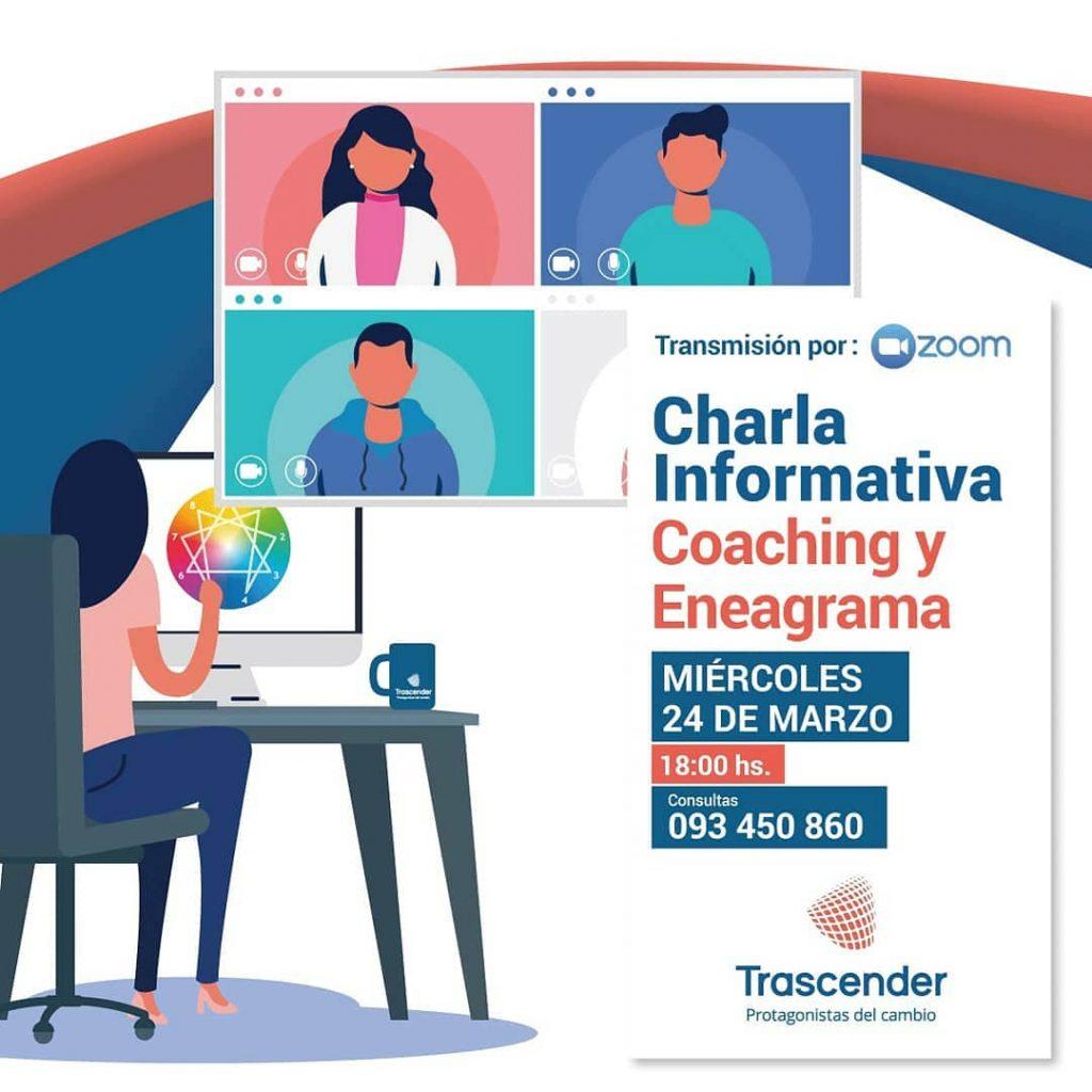 Charla informativa Coaching y Eneagrama